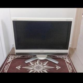 アクオス(AQUOS)のSHARP AQUOS D D50 LC-26D50-W テレビ(テレビ)