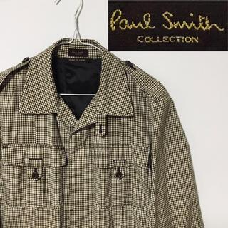 ポールスミス(Paul Smith)の名品!最高峰!ポールスミスコレクション  日本製 ガンクラブチェックジャケット(テーラードジャケット)