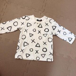 フタフタ(futafuta)の【30日までSALE】futafuta ベビーロンT 80サイズ(Tシャツ)