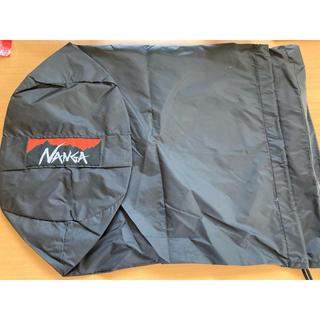 ナンガ(NANGA)のNANGA 寝袋 袋のみ ブラック(寝袋/寝具)