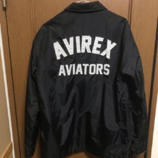 アヴィレックス(AVIREX)のAVIREX コーチジャケット(ナイロンジャケット)