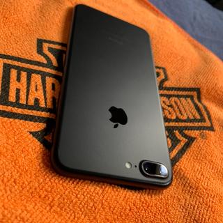 Apple - iPhone7puls 128ギガ ブラック docomo
