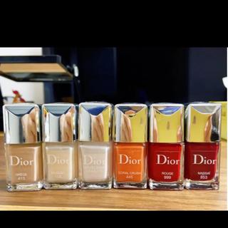 Dior - バラ売り可 ディオールヴェルニ