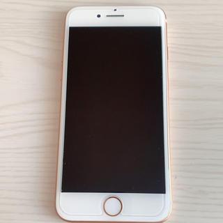 iPhone - 美品!iPhone 8 Gold ゴールド 64GB SIMフリー 本体のみ