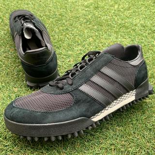 アディダス(adidas)の美品26.5 adidas アディダス マラソントレーナー E471(スニーカー)