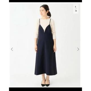 IENA - イエナ デザインキャミワンピース サイズ38