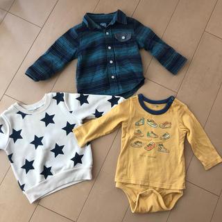 babyGAP - トレーナー ロンT シャツ セット売り