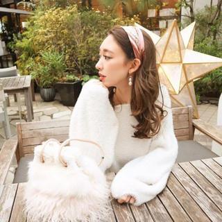 ROYAL PARTY - 大人気✨ソフトキャンディーニット♡snidel rienda リゼクシー