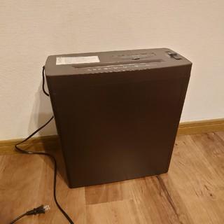オーム電機 - オーム 電動シュレッダー ブラウン SHR-T5-MB