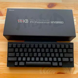 フジツウ(富士通)のHHKB Professional HYBRID Type-S 英語配列/黒(PC周辺機器)