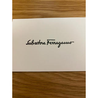 Ferragamo - フェラガモファミリーセール招待状1枚(2名まで入場可)