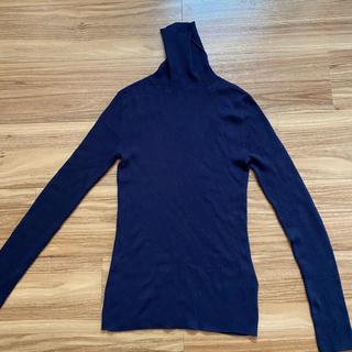 ムジルシリョウヒン(MUJI (無印良品))のMUJI 無印良品 タートルネック セーター (ニット/セーター)