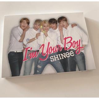 シャイニー(SHINee)のSHINee I'm your boy 初回限定盤B 未再生(K-POP/アジア)