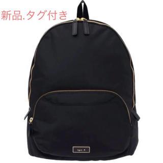 agnes b. - 新品♡アニエスベー リュック バックパック タグ付き 黒色