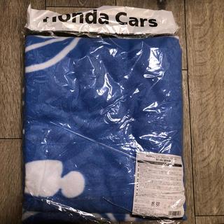ホンダ(ホンダ)の新品 HONDA ホンダ ビッグ フリースブランケット ASIMO Honda(ノベルティグッズ)