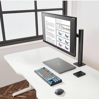 エルジーエレクトロニクス(LG Electronics)のLG Ultra Fine Display Ergo 32UN880-B(PC周辺機器)