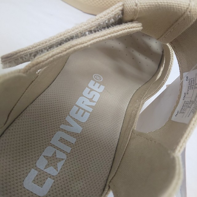 CONVERSE(コンバース)のCONVERSE オールスターライトPLTSグラディエーターOX サンダル   レディースの靴/シューズ(サンダル)の商品写真