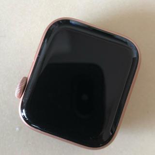 アップルウォッチ(Apple Watch)のple Watch Series 4 GPS+Cellularモデル 40mm(その他)