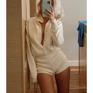 ZARA - ZARA Knitted playsuit
