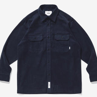W)taps - 20FW WTAPS UNION / LS / COTTON. FLANNEL