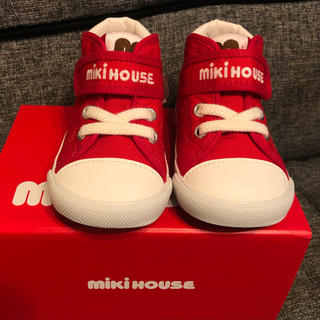 mikihouse - ミキハウス セカンドシューズ