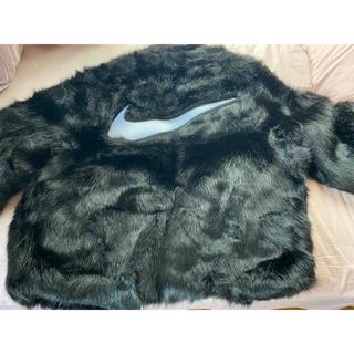 アンブッシュ(AMBUSH)のAMBUSH NIKE ファーコート (L)(毛皮/ファーコート)