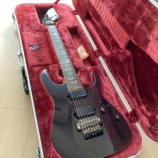 アイバニーズ(Ibanez)のIbanez 7弦ギター j.custom RG8572Z アクティブPU(エレキギター)
