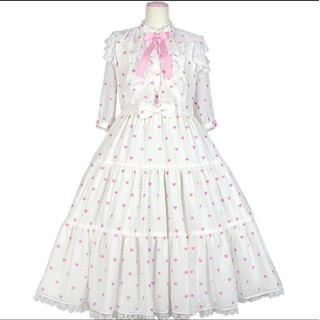 Angelic Pretty - Angelic Pretty petit heart