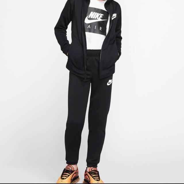 NIKE(ナイキ)のナイキジャージ上下 160 新品 ジョガーパンツ 上着  キッズ/ベビー/マタニティのキッズ服男の子用(90cm~)(パンツ/スパッツ)の商品写真