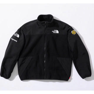 Supreme - Supreme North Face RTG Fleece Jacket 黒