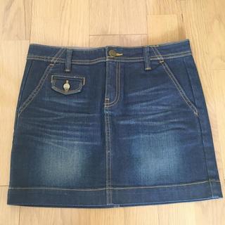 ギャップ(GAP)のGAP 台形スカート(ミニスカート)