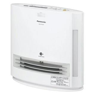 パナソニック(Panasonic)のmarble@値下げ不可様専用DS-FKX1205-W 2018年購入 2回使用(電気ヒーター)