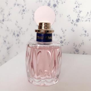 ミュウミュウ(miumiu)のmiumiu ローロゼオードトワレ100ml(香水(女性用))