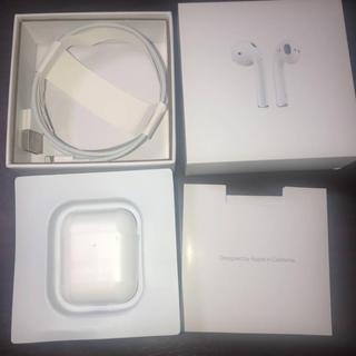Apple - Apple AirPods( 第二世代)