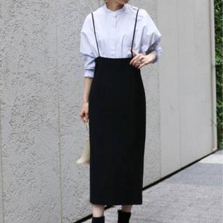 ノーブル(Noble)の【たね様専用】NOBLE ショルダーストラップサロペットスカート (ロングスカート)
