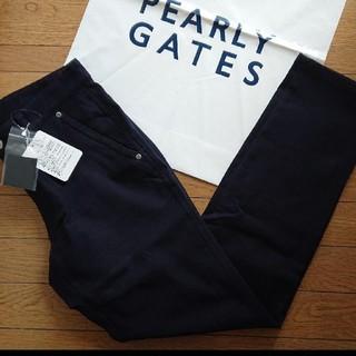 パーリーゲイツ(PEARLY GATES)のジャックバニーメンズストレッチスウェード(ウエア)