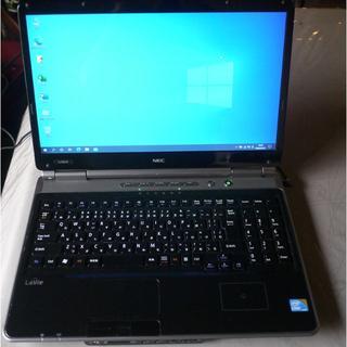 ☆NEC LL750/B  新品SSD240GB サクサク動きます。 メモリ4G