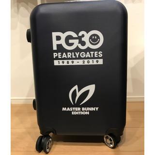 パーリーゲイツ(PEARLY GATES)のPEARLY GATES スーツケース(バッグ)