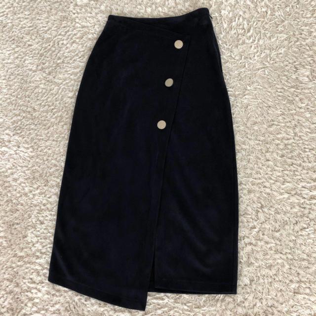 ZARA(ザラ)のzara スカート レディースのスカート(ひざ丈スカート)の商品写真