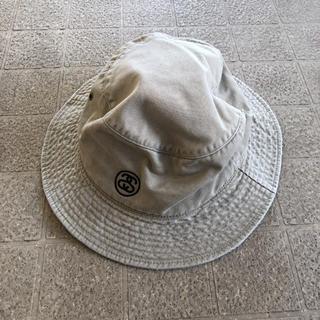 STUSSY - 90s STUSSY ステューシー バケットハット 希少 ヴィンテージ 帽子