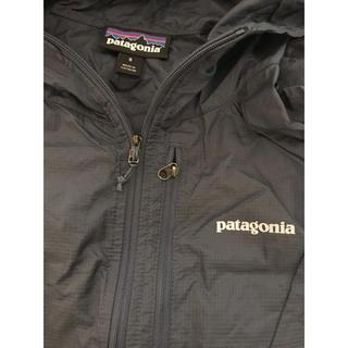 patagonia - パタゴニア  超軽量シェルフーディ ネービー