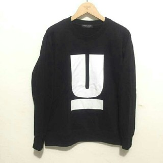 UNDERCOVER - アンダーカバー Uロゴスウェット ブラック 黒 XL