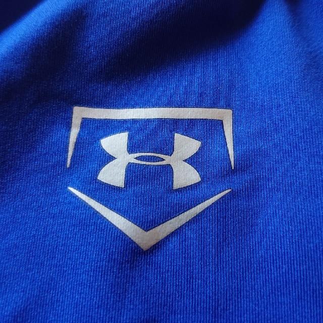 UNDER ARMOUR(アンダーアーマー)のアンダーアーマー YLG  アンダーシャツ スポーツ/アウトドアの野球(ウェア)の商品写真