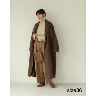 TODAYFUL - 36サイズ TODAYFUL オーバーチェックコート CHO 正規品