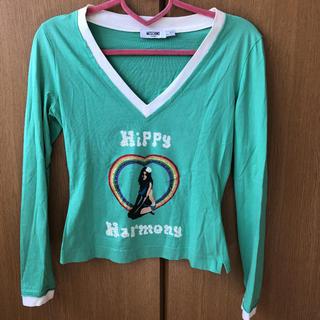 モスキーノ(MOSCHINO)のモスキーノ オシャレ ロンT(Tシャツ(長袖/七分))