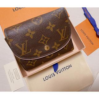LOUIS VUITTON - 美品 ルイヴィトン ポルトフォイユ アリアンヌ 3つ折り財布 モノグラム 財布