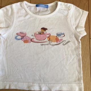 familiar - ファミリア  80 Tシャツ