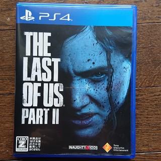PlayStation4 - The Last of Us Part II(ラスト・オブ・アス パートII)