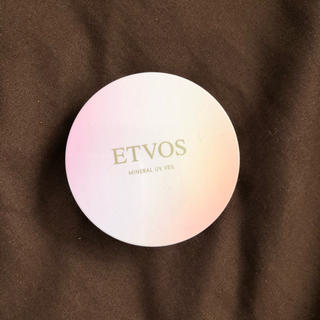 エトヴォス(ETVOS)のETVOS ミネラルUVベールI(フェイスパウダー)