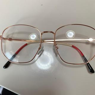 伊達眼鏡 レディース